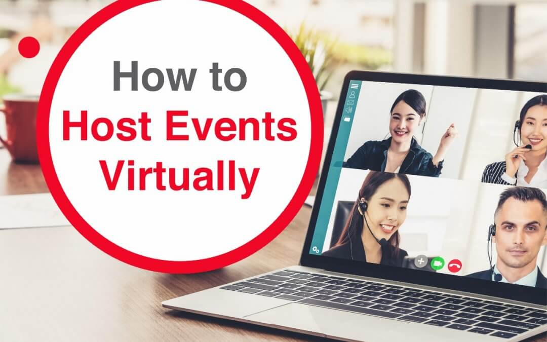 How to Host Events Virtually