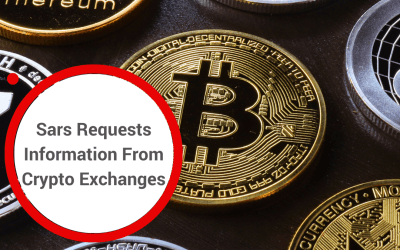 Sars Requests Information From Crypto Exchanges