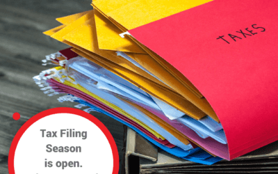 Tax Filing Season is Open – What You Need to Know